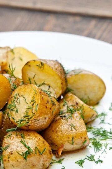 Weight Watchers Herbes de Provence Potatoes
