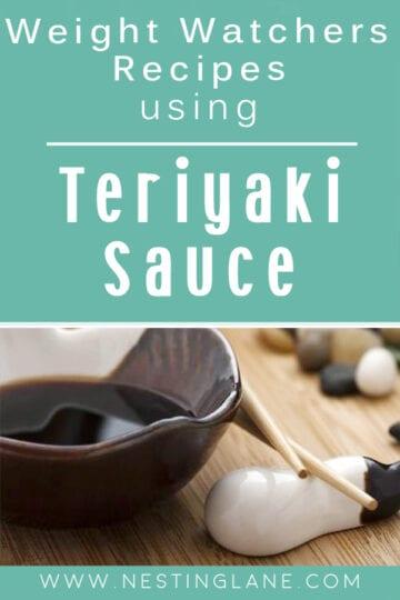 Recipes Using Teriyaki Sauce