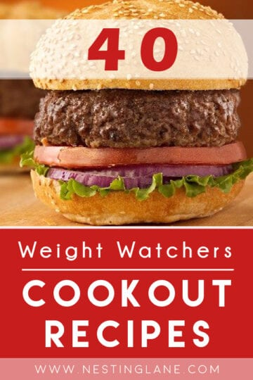 40 Weight Watchers Cookout Recipes
