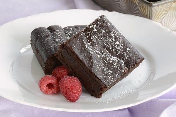 Weight Watchers Flourless Chocolate Brownies