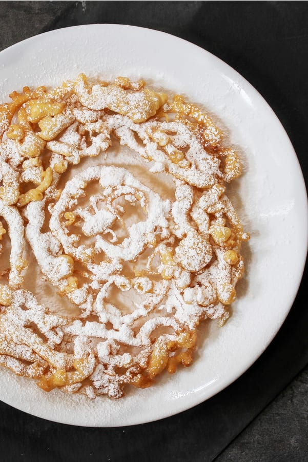 Weight Watchers Air Fryer Funnel Cakes
