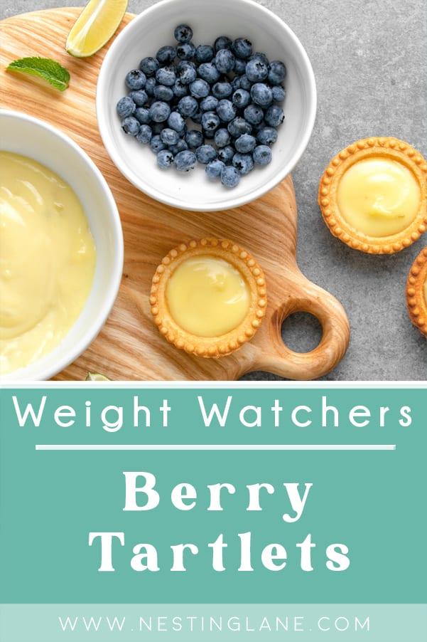 Weight Watchers Favorite Berry Tartlets