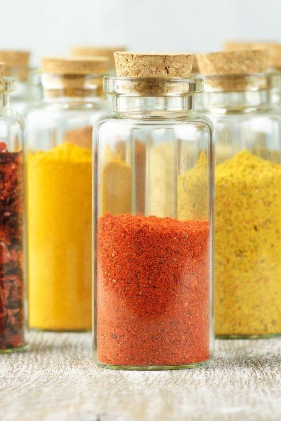 Weight Watchers Fajita Seasoning Mix