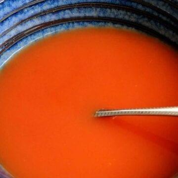 Weight Watchers Fresh Tomato Soup
