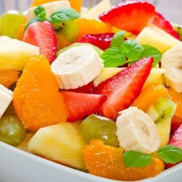 Weight Watchers Summer Fruit Salad