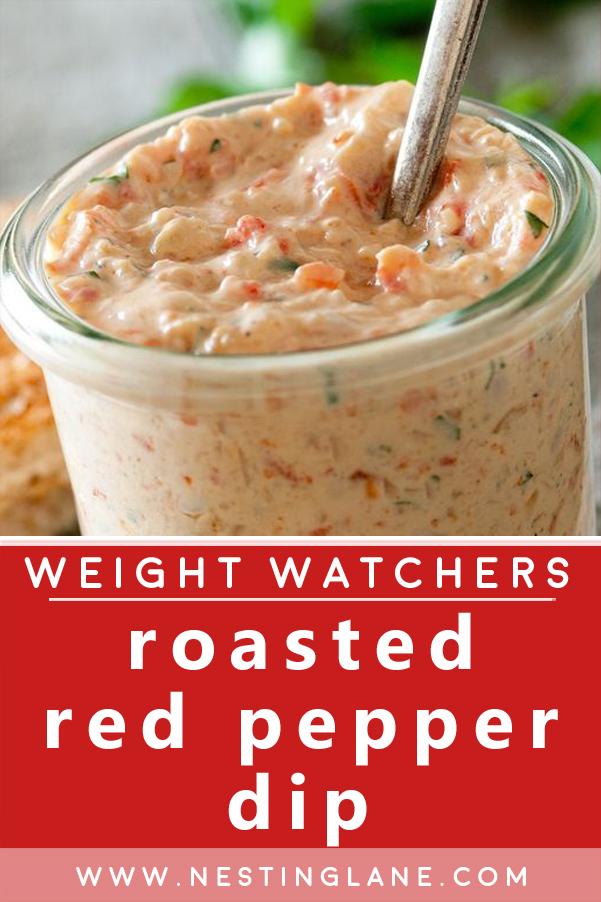 Weight Watchers Red Pepper Dip
