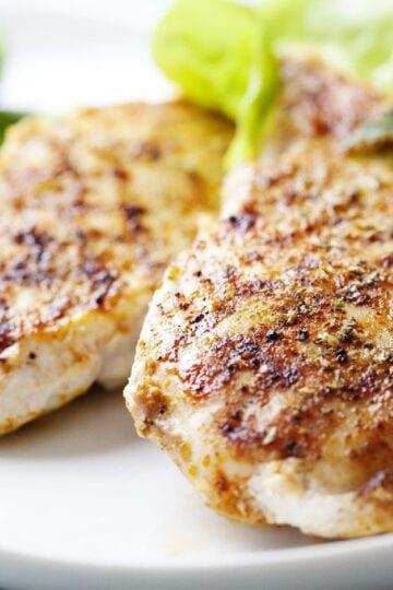 Weight Watchers Easy Grilled Chicken