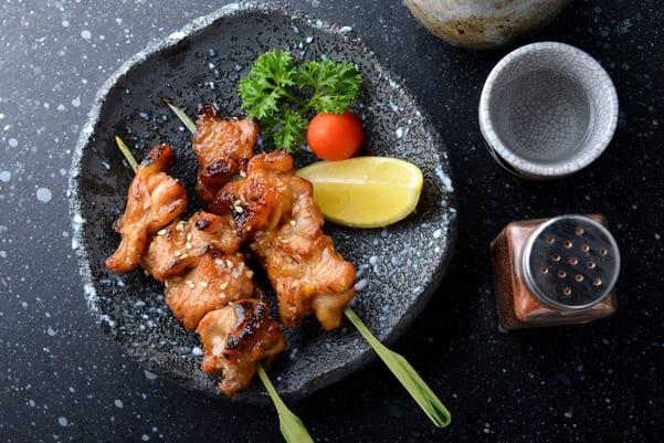 Weight Watchers Yakitori Chicken