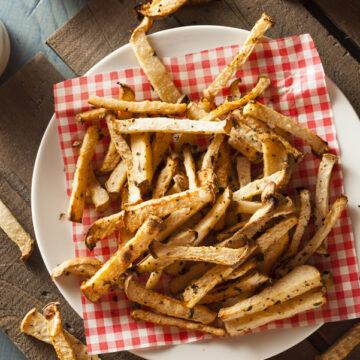 Weight Watchers Air-Fryer Jicama Fries Recipe