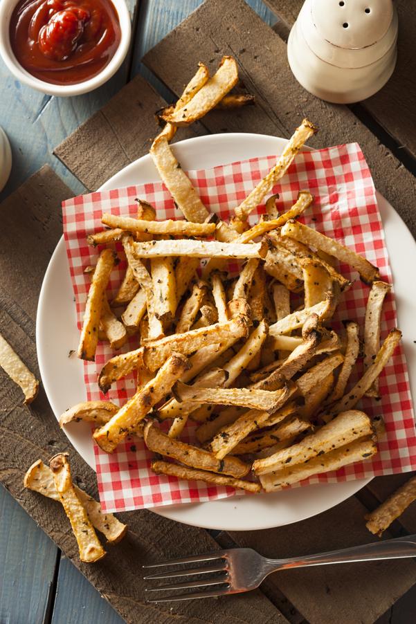 Weight Watchers Air-Fryer Jicama Fries