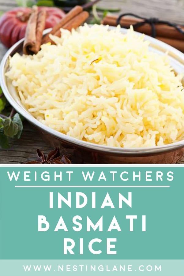 Weight Watchers Indian Basmati Rice