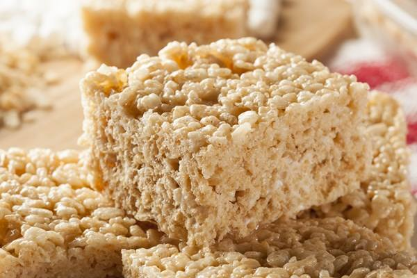 Weight Watchers Marshmallow Crispy Treats
