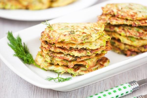 Weight Watchers Zucchini Pancakes
