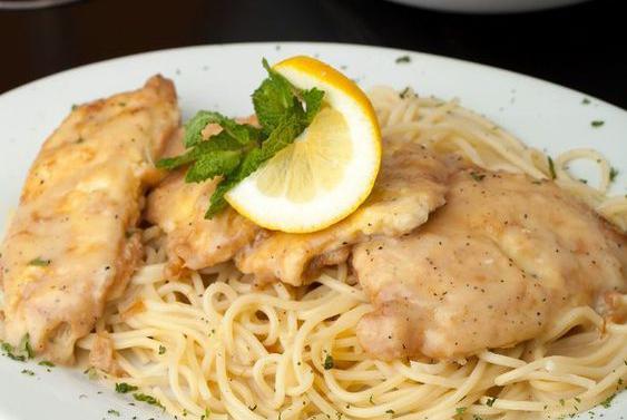 Weight Watchers Quick Garlic Lemon Chicken