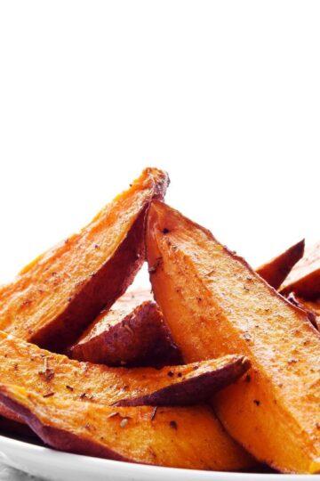Weight Watchers Cajun Sweet Potatoes