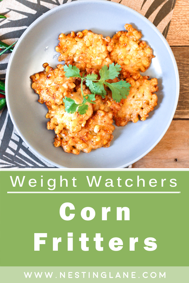 Weight Watchers Skillet Corn Fritters