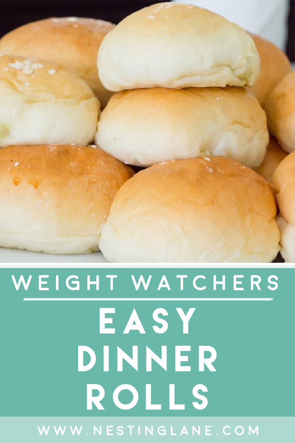 Weight Watchers Easy Dinner Rolls