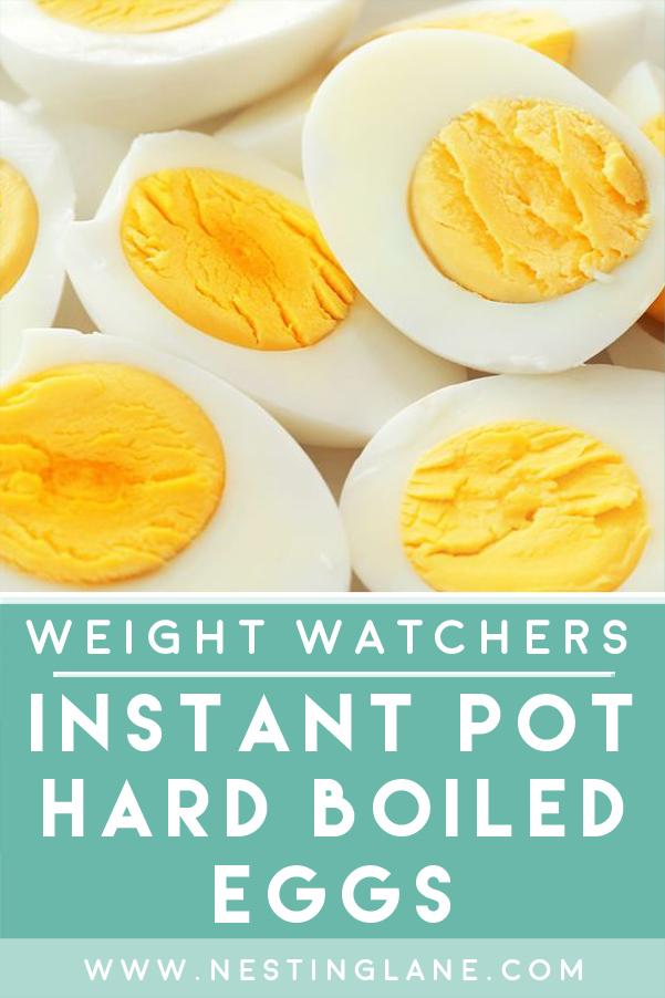 Instant Pot® Hard-Boiled Eggs