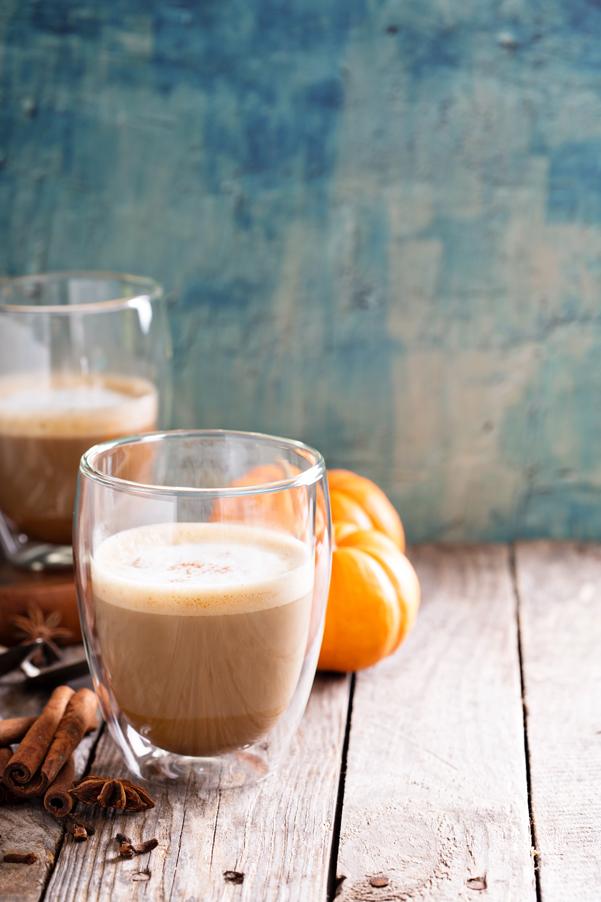 Weight Watchers Pumpkin Spice Latte