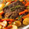 Weight Watchers Hearty Yankee Pot Roast