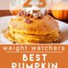 23 Best Weight Watchers Pumpkin Recipes